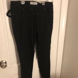 Torrid sz 12 skinny ankle jeans